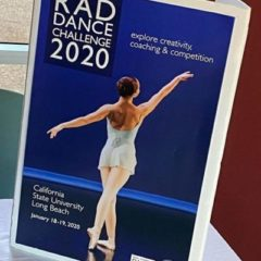 2020 RAD USA Dance Challenge