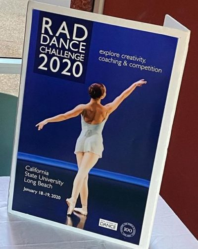 2020 RAD USA Dance Challenge